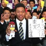 東北楽天ドラフト1位 関東一高・オコエ瑠偉(おこえ るい)身長、体重、家族、生い立ちなど 2016シーズン活躍を予想!