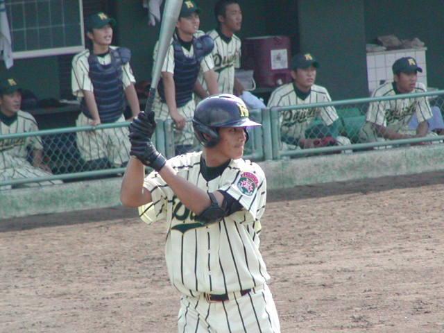 陽岱鋼(福岡第一高校)