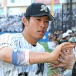 2016年パリーグ首位打者独走のロッテ角中勝也に決定か!?