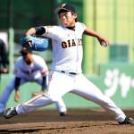 2016ブレイクの田口麗斗は巨人の真エースになれるか?
