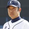 来季監督候補!西武潮崎哲也の経歴・成績・指導者として有能なのか?
