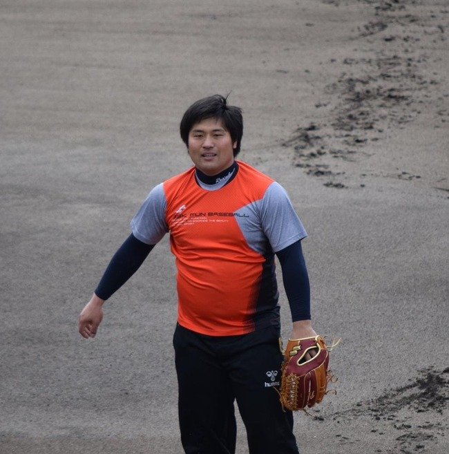 平田良介 体重増加