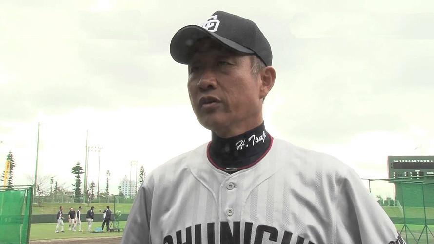 辻発彦(中日コーチ)