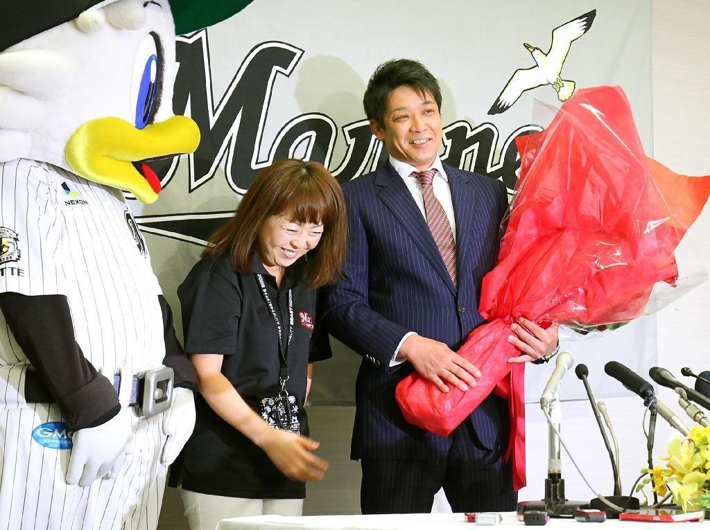 サブロー 大村三郎 ロッテ 引退