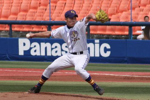 丸佳浩高校時代 投手