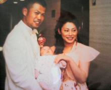 今江敏晃の妻、幸子