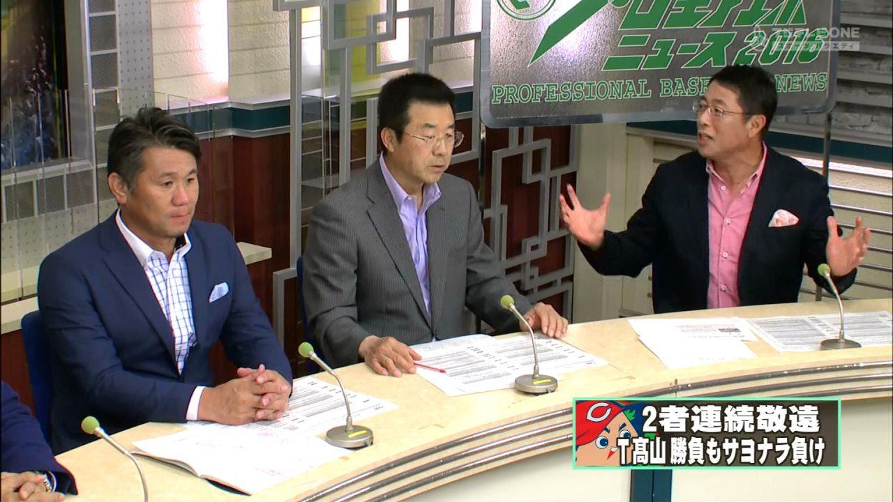 達川光男(プロ野球ニュース)