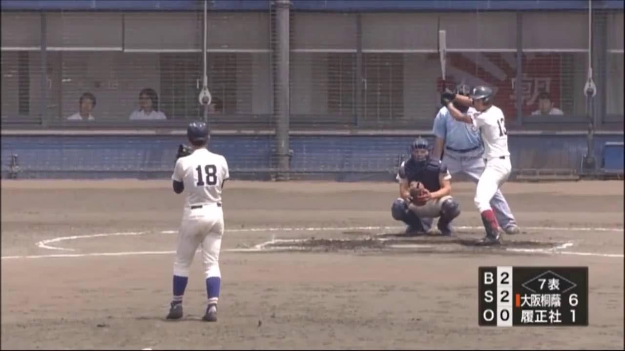 寺島成輝投手(大阪桐蔭)