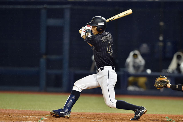 京田 陽太(日大)日米野球