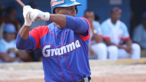 キューバ代表デスパイネ(アラサネス・デ・グランマ)