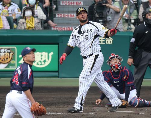 マウロ・ゴメス(打点王)阪神