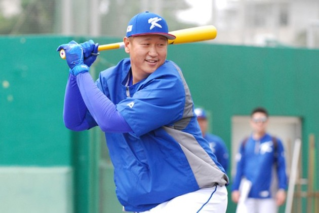 李大浩(イ・デホ)韓国代表