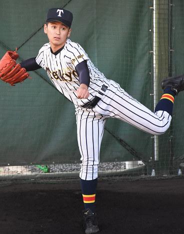 岡元健太朗(帝京第五)