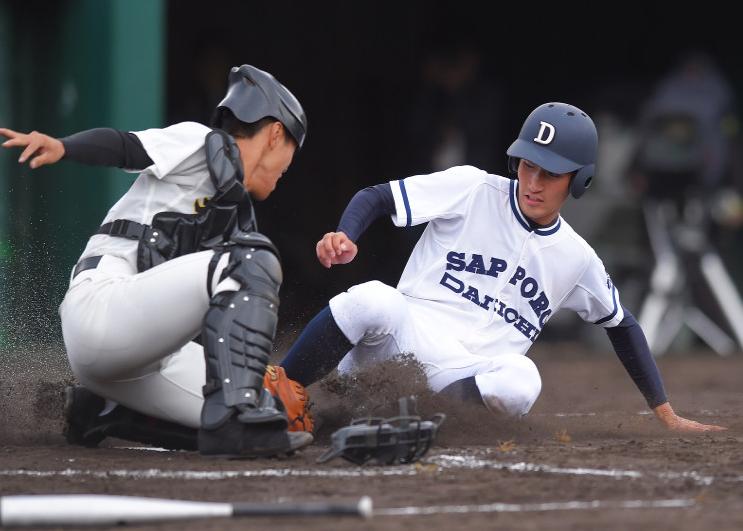 札幌第一(秋季北海道高校野球大会)