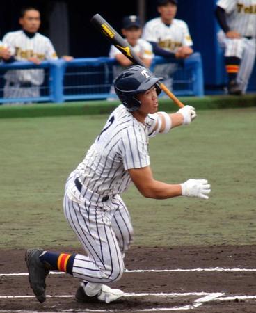 篠崎康(帝京五)
