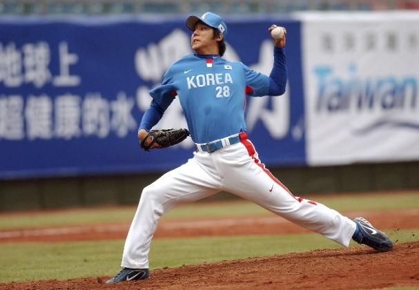 張 元準(チャン・ウォンジュン)韓国代表