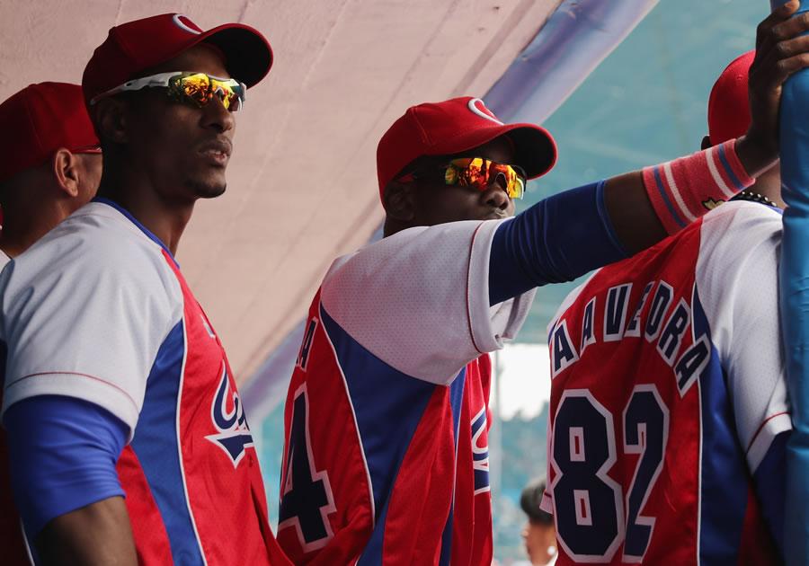 WBCキューバ代表(ワールド・ベースボール・クラシック)