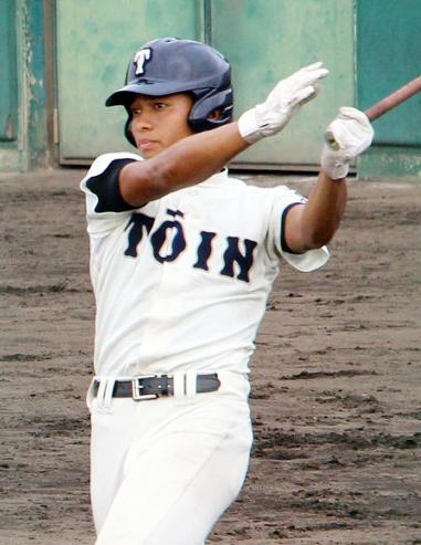 山本ダンテ武蔵(大阪桐蔭 )