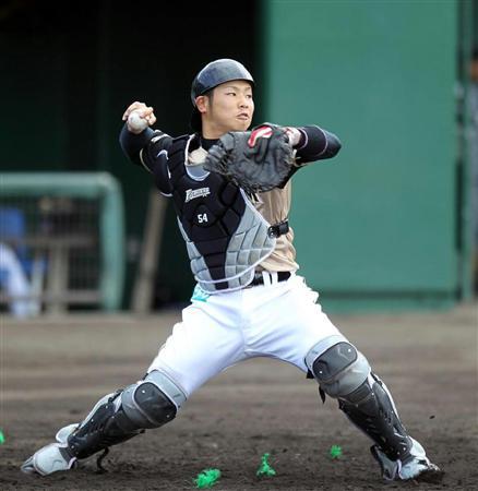 近藤健介(北海道日本ハムファイターズ)