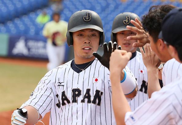 近藤健介(横浜高校)日本代表