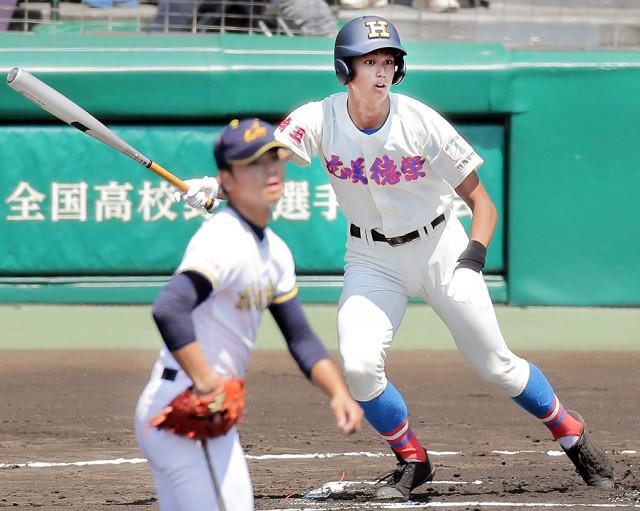 西川愛也(花咲徳栄)埼玉代表