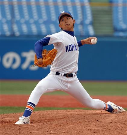 今永昇太(横浜DeNAベイスターズ )駒澤大学