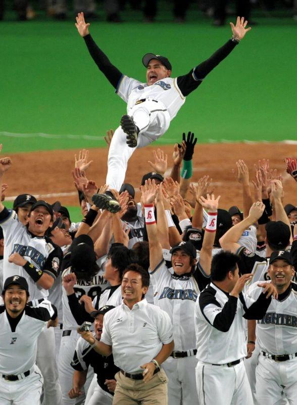 日本ハムの連覇(2007年)