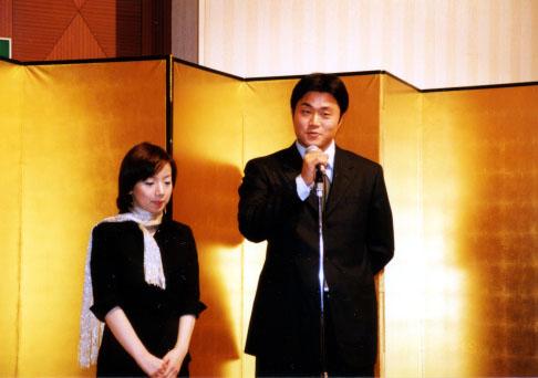 安藤優也(嫁・泉さん)