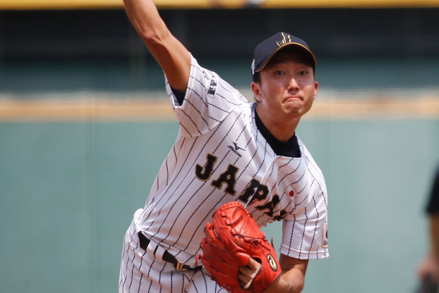 藤嶋 健人(日本代表)