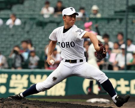 藤嶋 健人(東邦)