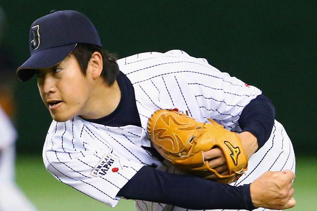 牧田 和久(侍ジャパン)WBC