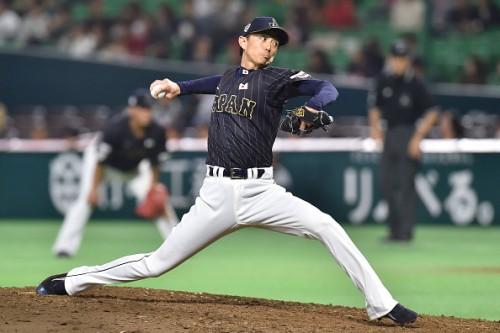 増井 浩俊(侍ジャパン日本代表)