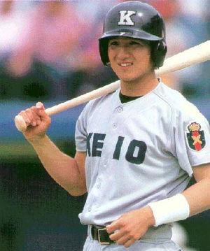 高橋由伸(慶応大学)23本塁打