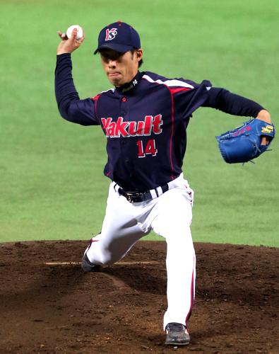 秋吉亮 (東京ヤクルト)