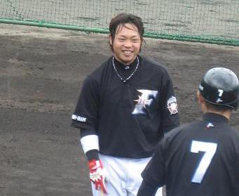 小谷野栄一(日本ハム)