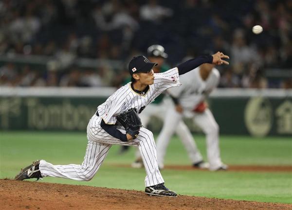 岡田 俊哉(侍ジャパン)WBC