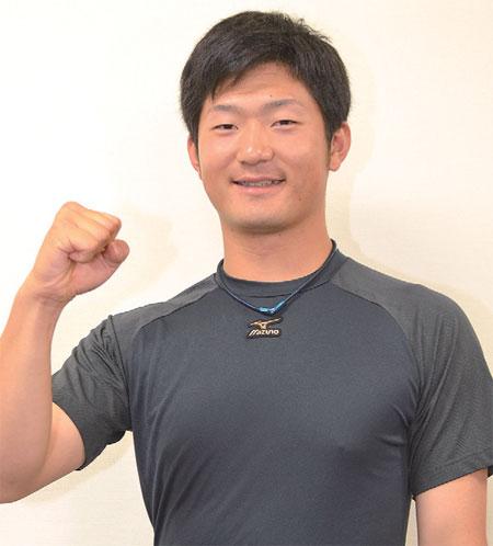 岡田 明丈(広島東洋カープ)苦労人