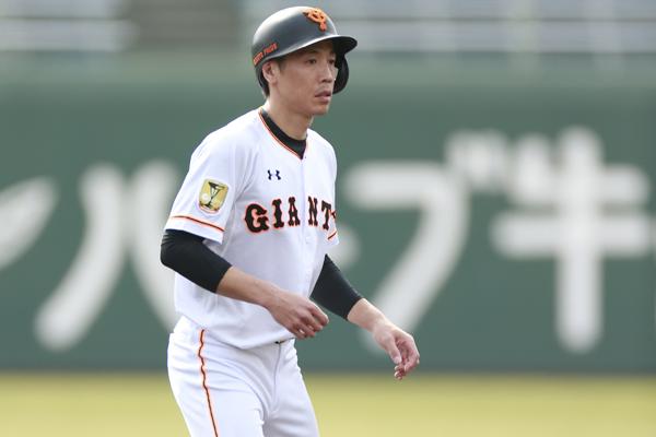 鈴木尚広(巨人)走塁のスペシャリスト