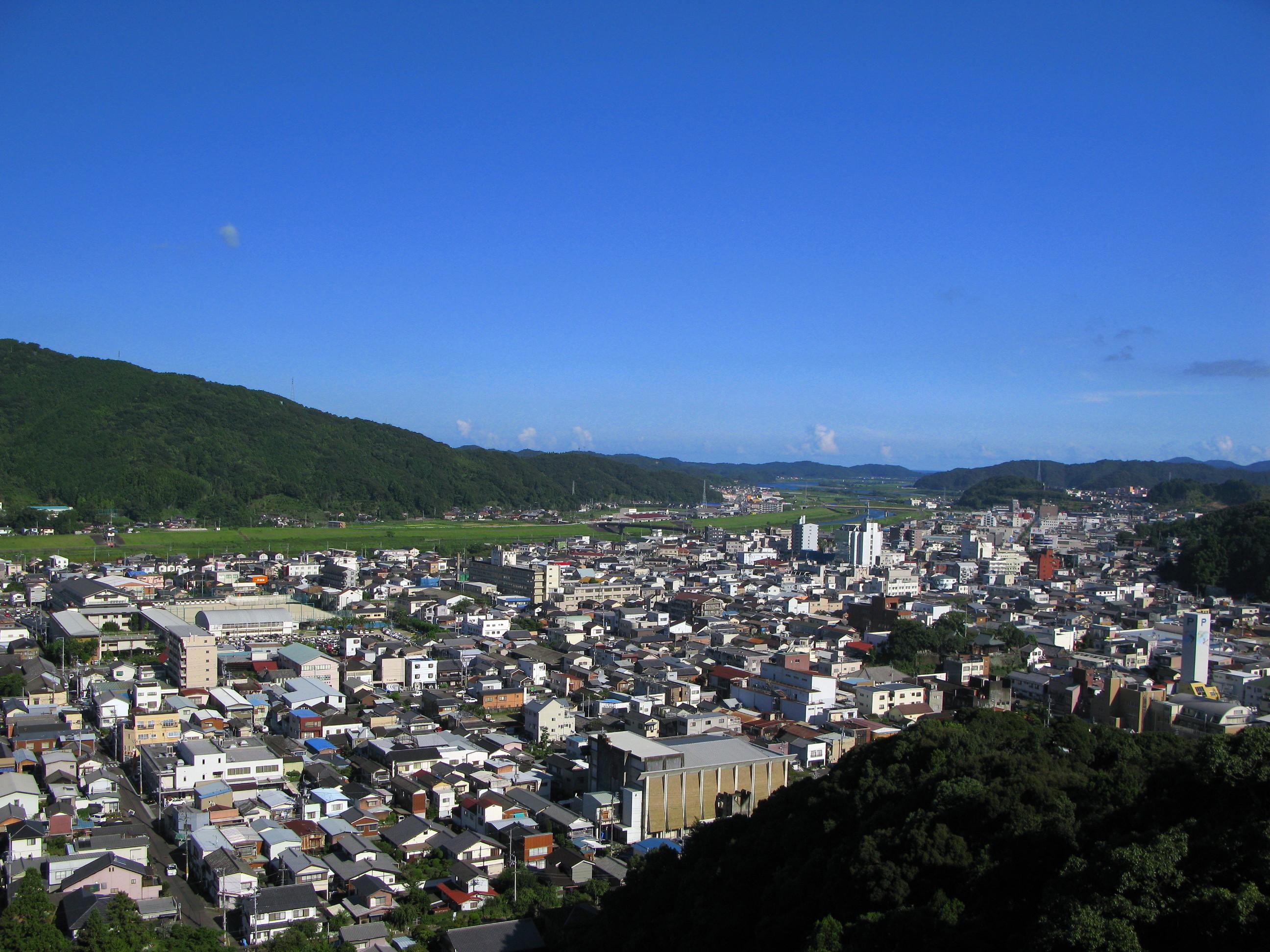 中村高校(高知県四万十市)