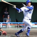 中日・石岡諒太は2017年今季覚醒するか?