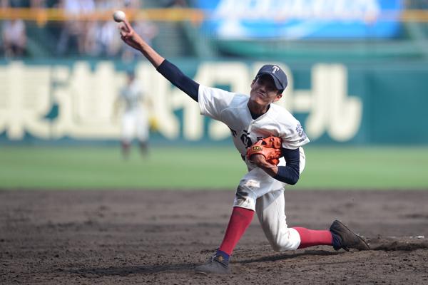 藤浪晋太郎(大阪桐蔭)