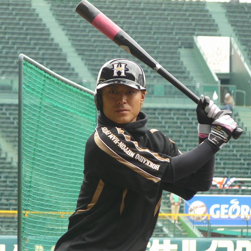 田中賢介(日本ハム)