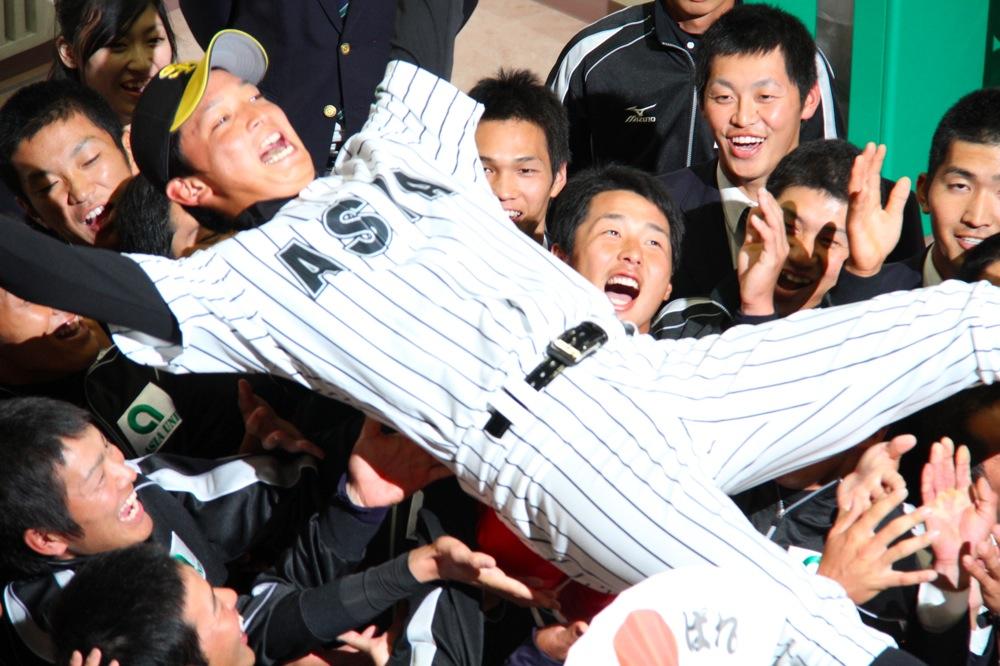 東浜巨(福岡ソフトバンクホークス)ドラフト1位