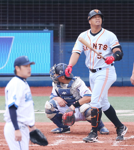 ホセ・ロペス(横浜DeNAベイスターズ)巨人