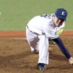 西武・多和田真三郎投手は期待に応えられるか?成績・年俸は?