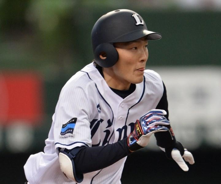 源田壮亮(埼玉西武ライオンズ)