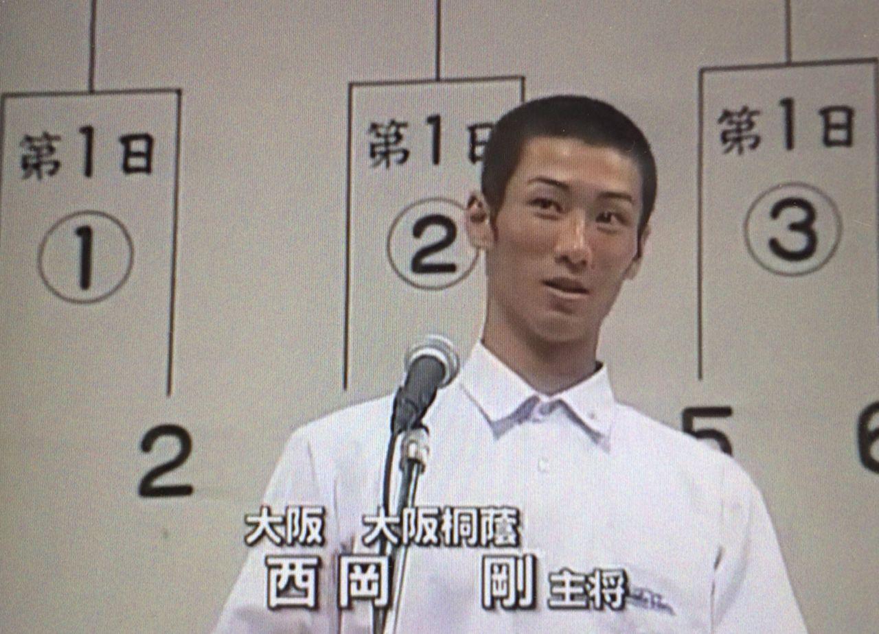 西岡剛 (大阪桐蔭高等学校 )