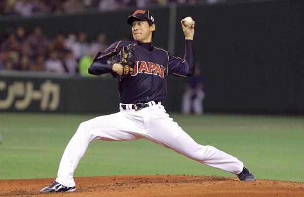 能見篤史(阪神タイガース )WBC日本代表