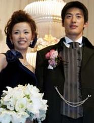 能見篤史(嫁:千江子さん )
