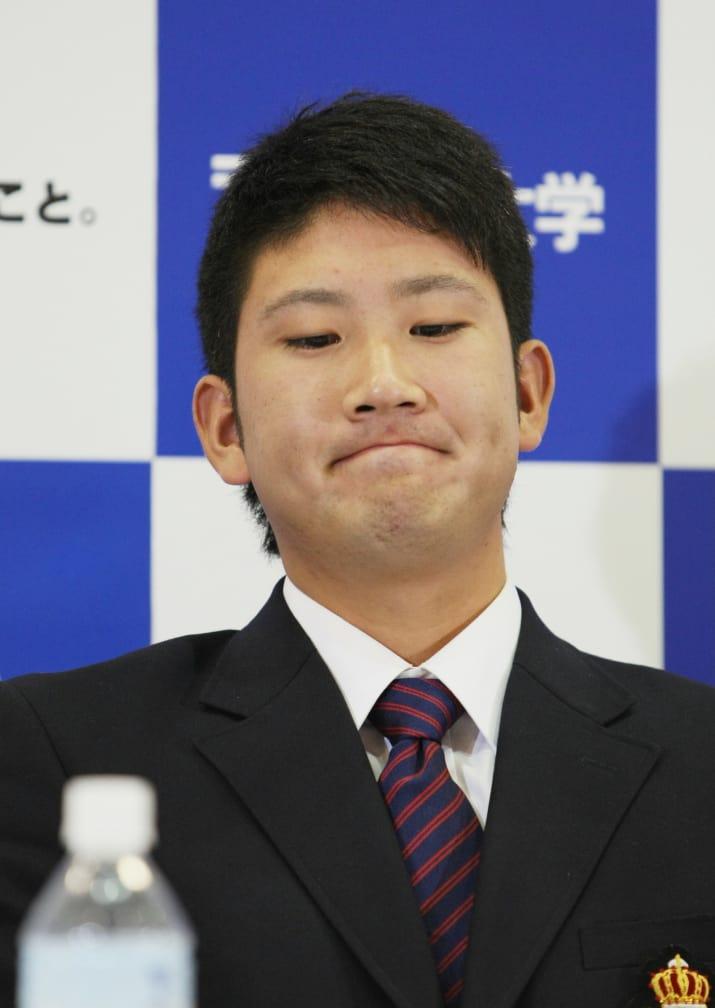 菅野智之(日本ハム)ドラフト